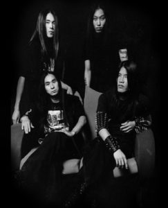 "I'm pretty sure this is an older pic of Oathean, but I don't know if it's the same lineup as the one on ""The Eyes of Tremendous Sorrow""."