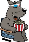 1091157-clipart-wolf-eating-popcorn-and-watching-a-3d-movie-at-the-theater-royalty-free-vector-illustration