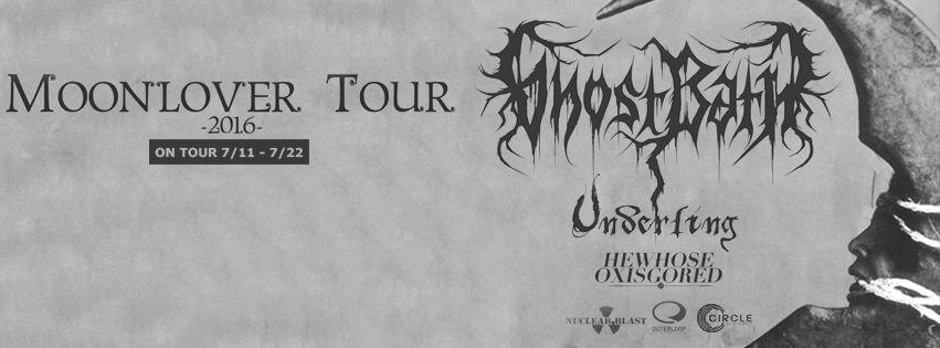 Moonlover Tour 2016